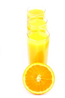 Free Juice Orange Stock Image - 3239131