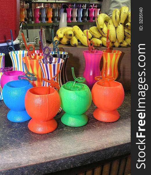 Carnival Drink Cups