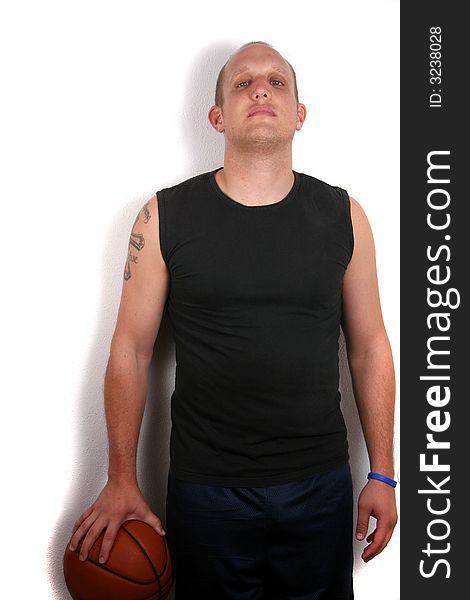 Cool Basketball Player