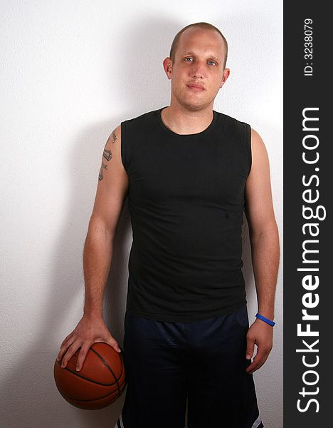 Cool Basketball Dude