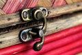 Free Old Box Lock Stock Photos - 32304103