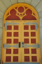 Free Ornate Church Door Royalty Free Stock Images - 32305169
