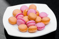 Free Macaroons Royalty Free Stock Photos - 32306288