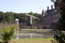Free Wasserburg Anholt Royalty Free Stock Photos - 32301698