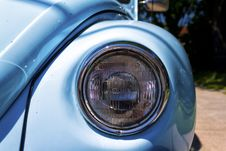 Free Headlight Stock Image - 32303691