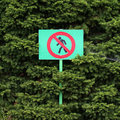 Free Do Not Walk Royalty Free Stock Images - 32323059