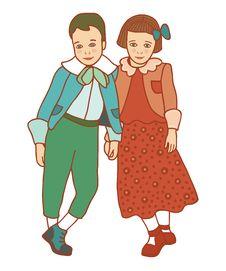 Free Boy And Girl Stock Photos - 32321993