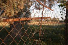 Free Old Iron Fence Royalty Free Stock Image - 32324616