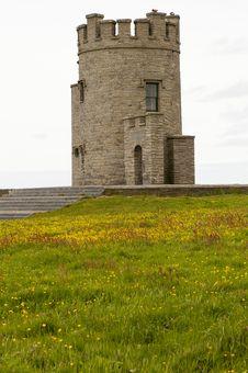 Free Medieval Irish Tower Stock Photos - 32328463