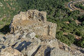 Free Ancient Nimrod's Fortress. Stock Photography - 32338212
