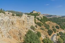 Free Ancient Nimrod's Fortress. Royalty Free Stock Image - 32338046