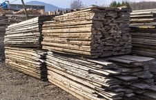 Free Pile Of Logs Royalty Free Stock Photography - 32338087