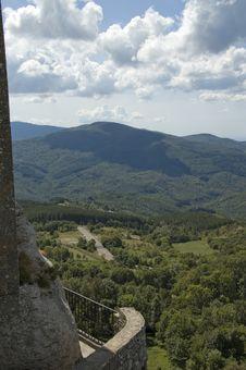 Free View On Italian Landscape Stock Photo - 32349240