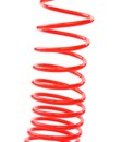 Free Plastic Spring Isolated On A White Background Stock Images - 32354464