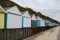 Free Bournemouth Beach-huts Royalty Free Stock Images - 32361019
