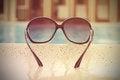 Free Fashionable Women&x27;s Sunglasses Royalty Free Stock Image - 32368386