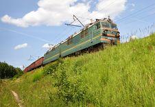 Train. Stock Image