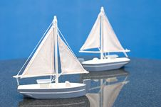 Free Sailboats Royalty Free Stock Images - 32376589