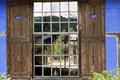 Free Beautiful Old Window With Shutters Royalty Free Stock Photo - 32391515