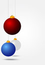 Free Christmas Balls Stock Images - 32392124