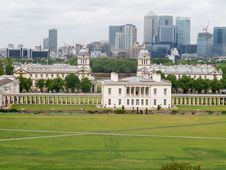 Free National Maritime Museum, Greenwich Royalty Free Stock Image - 32391706