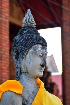Free Buddha Statue Stock Photo - 32392040