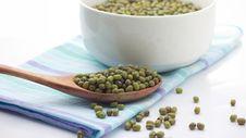 Free Mung Beans Stock Image - 32392621