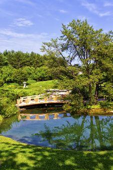 Free Japanese Garden Stock Photos - 32392723