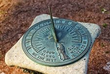 Free Sundial Stock Image - 32392851