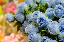 Free Fabric Roses Royalty Free Stock Images - 32393699