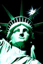Free Statue Of Liberty Abstract Stock Photos - 3242193