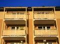 Free Balconies Stock Photo - 3244070
