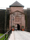 Free Castle Gate, Belfort - France Royalty Free Stock Image - 3249916