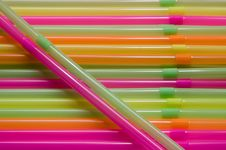 Free Straws Royalty Free Stock Photos - 3240198