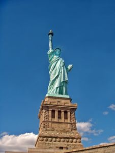 Free Statue Of Liberty Stock Photography - 3240312