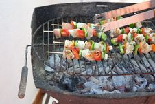 Free Barbecue Grill Royalty Free Stock Image - 3240926