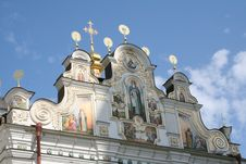 Free Pechersky Monastery Royalty Free Stock Image - 3241166