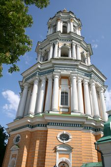 Free Great Lavra Belltower Of The K Stock Image - 3241381