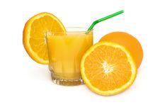 Free Orange Juice Royalty Free Stock Photo - 3241755