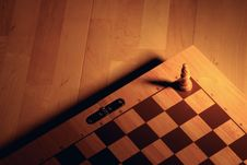 Free Chess Board Royalty Free Stock Photos - 3242298