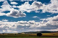 Free Landscape, Poland Stock Image - 3242621