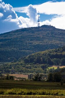 Free Landscape, Poland Stock Photography - 3242682