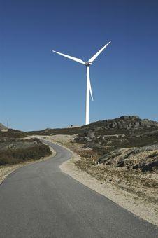 Free Wind Turbine Stock Photos - 3242783