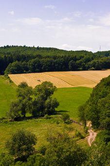 Free Landscape, Poland Royalty Free Stock Photos - 3242818