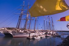 Free Tall Ships Royalty Free Stock Photo - 3242985