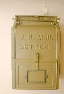 Free Mail Box Royalty Free Stock Images - 3243329