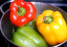Free Fresh Peppers Stock Photos - 3243413