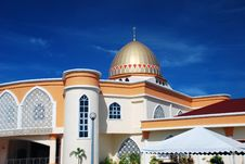 Free Mosque Royalty Free Stock Photography - 3243707