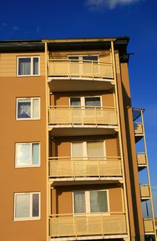 Free Balconies Stock Images - 3244104