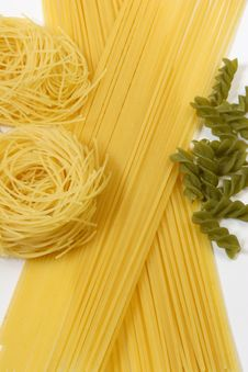 Free Colorful Pasta , Spaghetti Stock Photography - 3245402